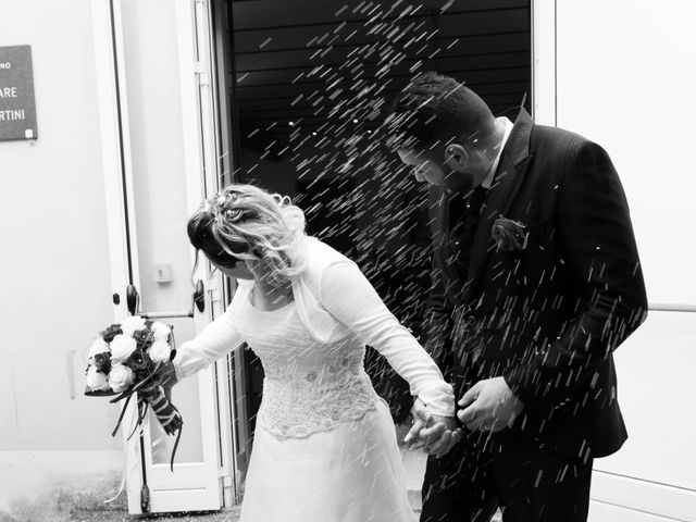 Il matrimonio di Dario e Sara a Vecchiano, Pisa 6
