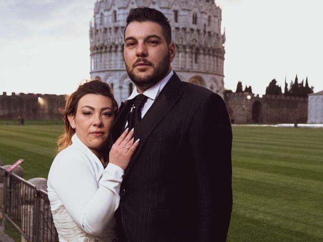 Il matrimonio di Dario e Sara a Vecchiano, Pisa 5