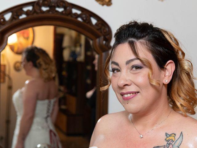 Il matrimonio di Dario e Sara a Vecchiano, Pisa 1