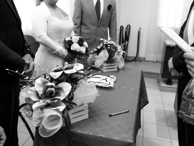 Il matrimonio di Dario e Sara a Vecchiano, Pisa 23