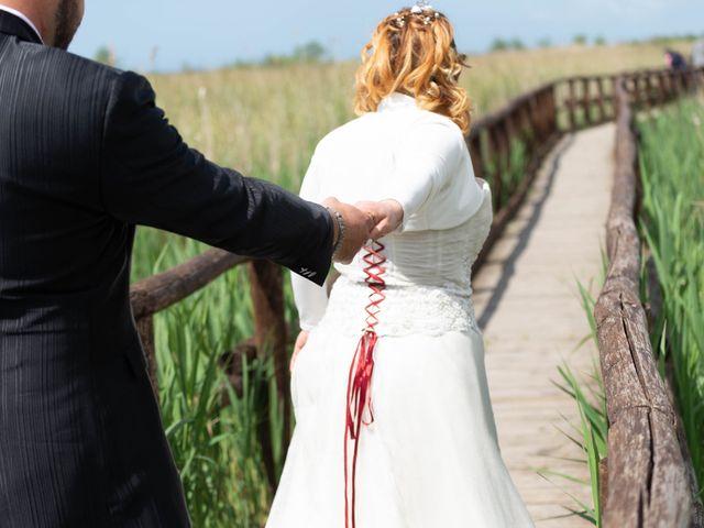 Il matrimonio di Dario e Sara a Vecchiano, Pisa 21