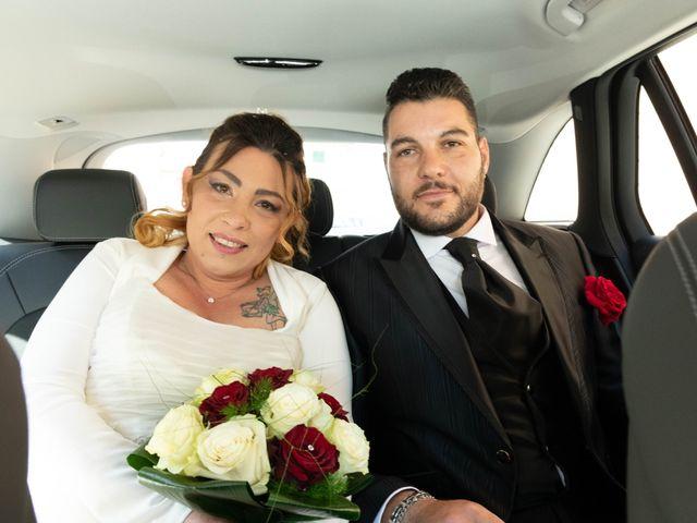 Il matrimonio di Dario e Sara a Vecchiano, Pisa 20