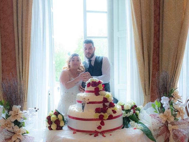 Il matrimonio di Dario e Sara a Vecchiano, Pisa 15