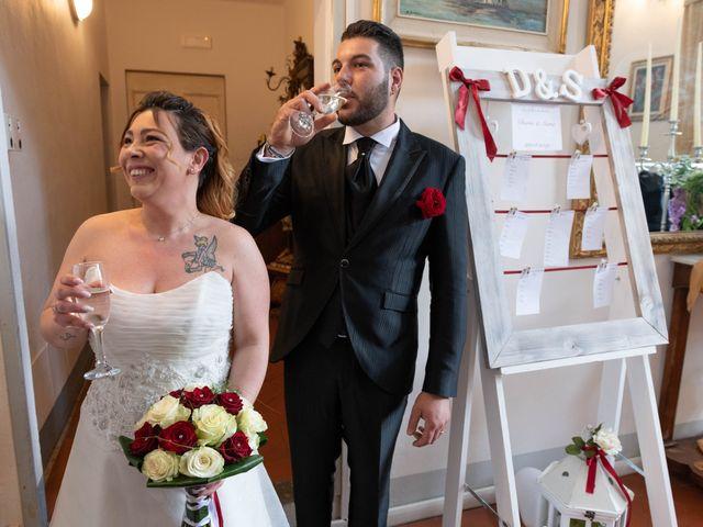 Il matrimonio di Dario e Sara a Vecchiano, Pisa 24