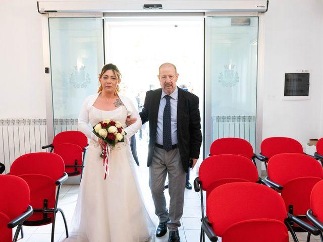 Il matrimonio di Dario e Sara a Vecchiano, Pisa 25