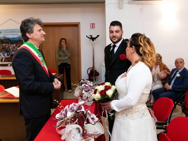 Il matrimonio di Dario e Sara a Vecchiano, Pisa 26