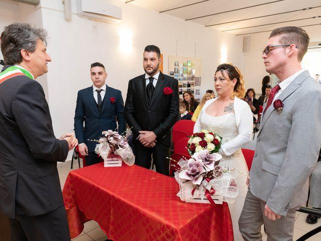 Il matrimonio di Dario e Sara a Vecchiano, Pisa 27