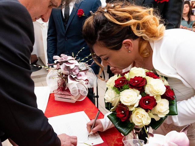 Il matrimonio di Dario e Sara a Vecchiano, Pisa 28