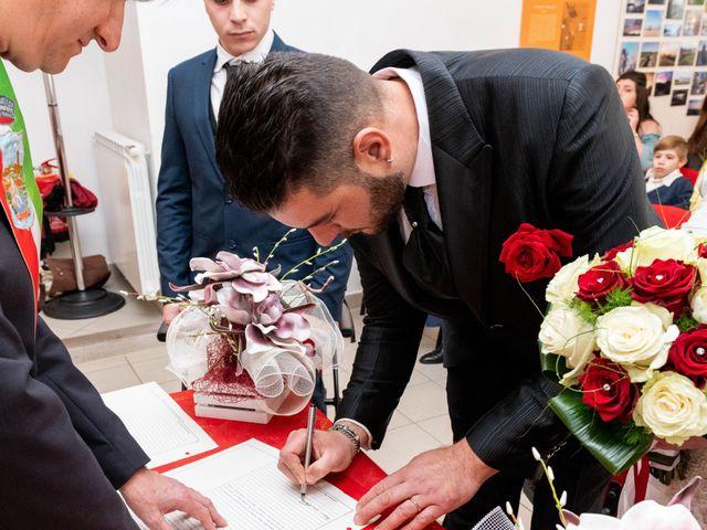 Il matrimonio di Dario e Sara a Vecchiano, Pisa 29