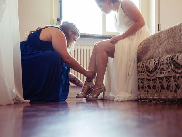 Il matrimonio di Andrea e Giorgia a Roverbella, Mantova 6
