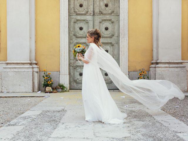 Il matrimonio di Andrea e Giorgia a Roverbella, Mantova 14