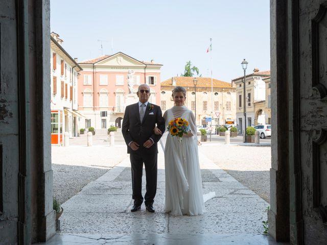 Il matrimonio di Andrea e Giorgia a Roverbella, Mantova 15