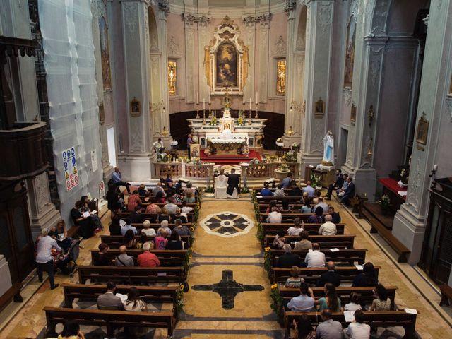 Il matrimonio di Andrea e Giorgia a Roverbella, Mantova 17