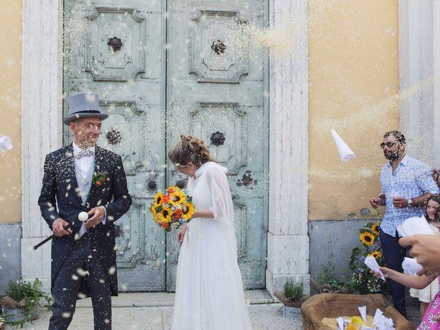 Il matrimonio di Andrea e Giorgia a Roverbella, Mantova 21