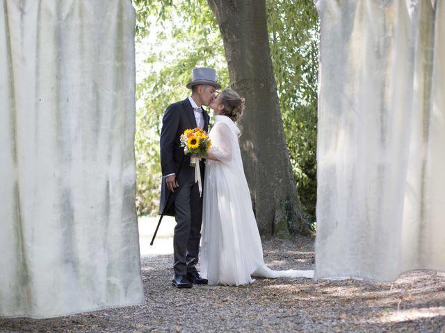 Il matrimonio di Andrea e Giorgia a Roverbella, Mantova 27