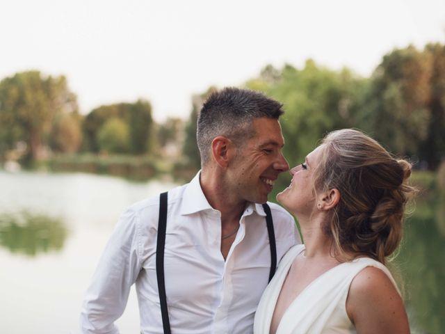 Il matrimonio di Andrea e Giorgia a Roverbella, Mantova 1