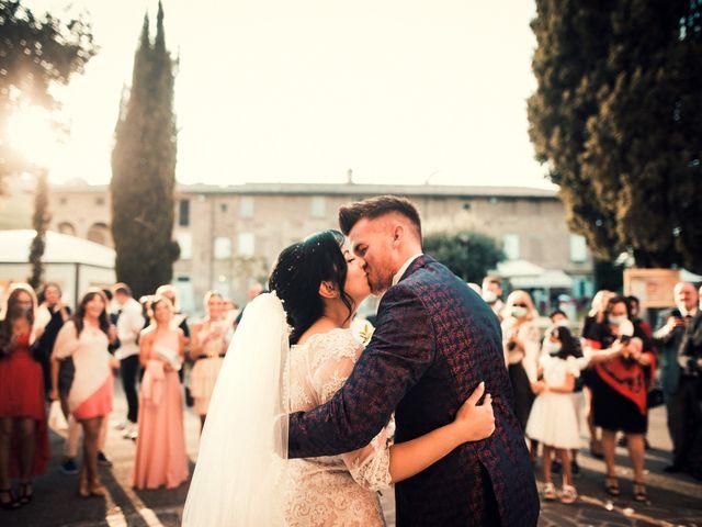 Le nozze di Fabio e Valeria