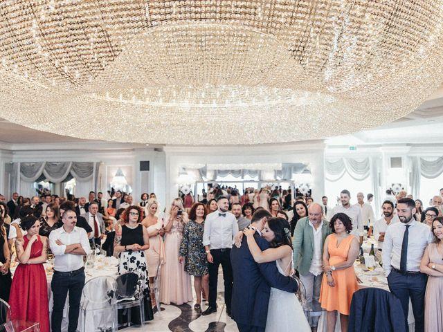 Il matrimonio di Monica e Alessandro a Vasto, Chieti 41