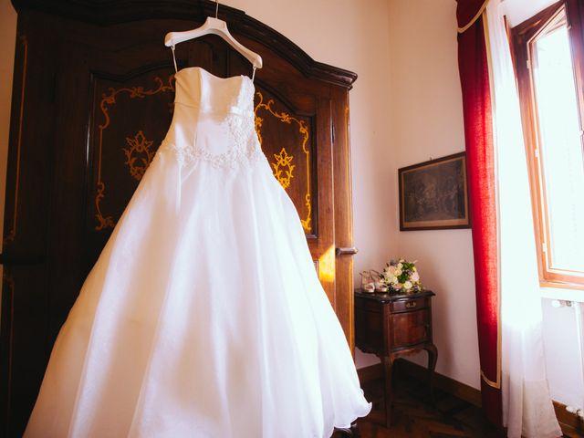 Il matrimonio di Massimiliano e Daria a Comignago, Novara 2