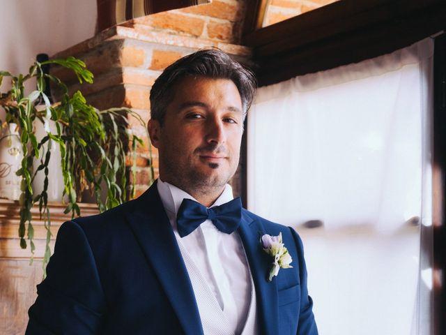 Il matrimonio di Massimiliano e Daria a Comignago, Novara 5