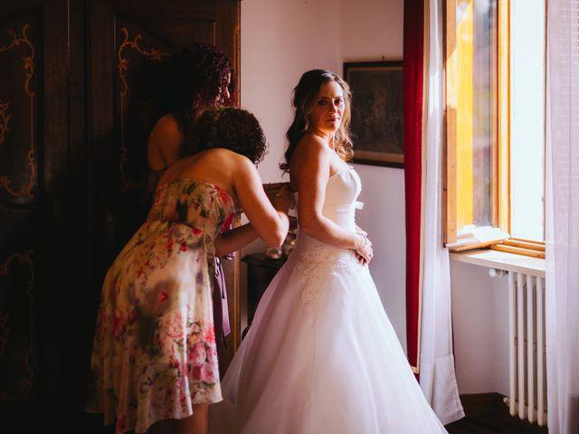 Il matrimonio di Massimiliano e Daria a Comignago, Novara 6