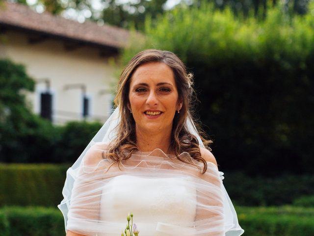 Il matrimonio di Massimiliano e Daria a Comignago, Novara 9