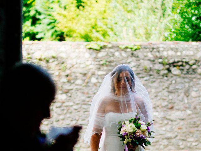 Il matrimonio di Massimiliano e Daria a Comignago, Novara 12