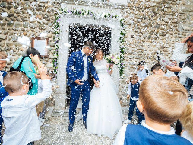 Il matrimonio di Massimiliano e Daria a Comignago, Novara 16