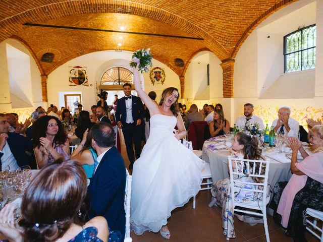 Il matrimonio di Massimiliano e Daria a Comignago, Novara 19