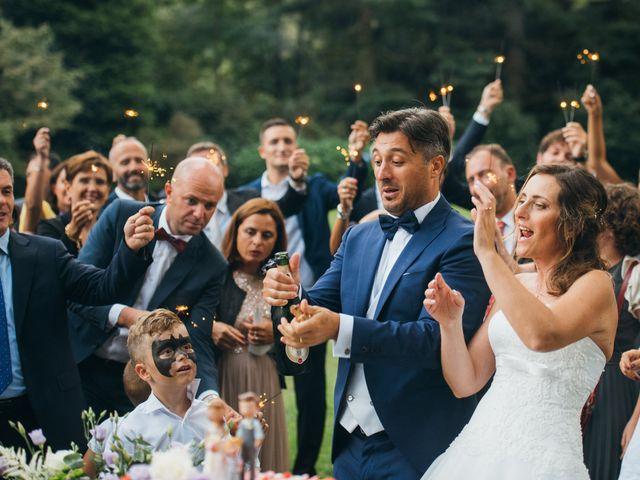 Il matrimonio di Massimiliano e Daria a Comignago, Novara 23