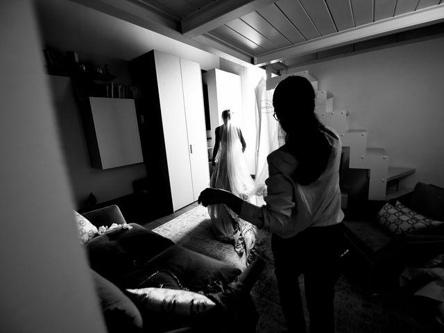Il matrimonio di Silvia e Giulio a Firenze, Firenze 2