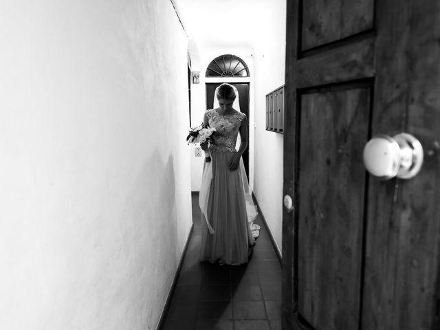 Il matrimonio di Silvia e Giulio a Firenze, Firenze 5