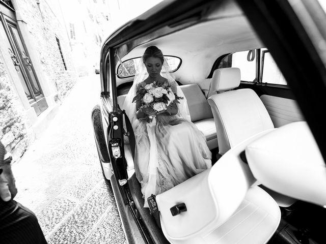 Il matrimonio di Silvia e Giulio a Firenze, Firenze 7