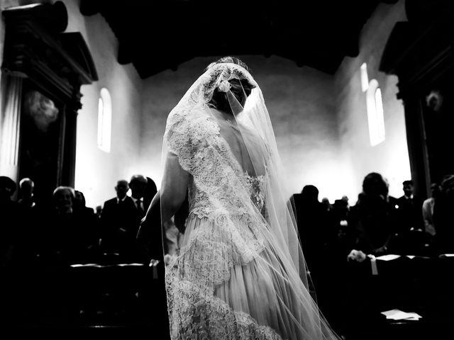Il matrimonio di Silvia e Giulio a Firenze, Firenze 12