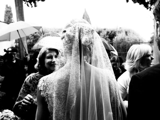 Il matrimonio di Silvia e Giulio a Firenze, Firenze 14