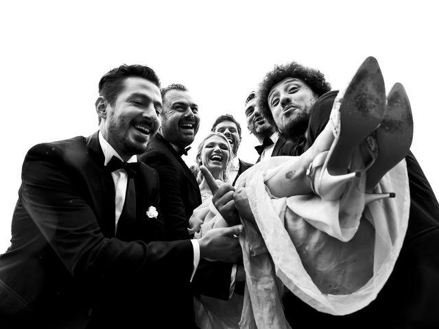 Il matrimonio di Silvia e Giulio a Firenze, Firenze 17