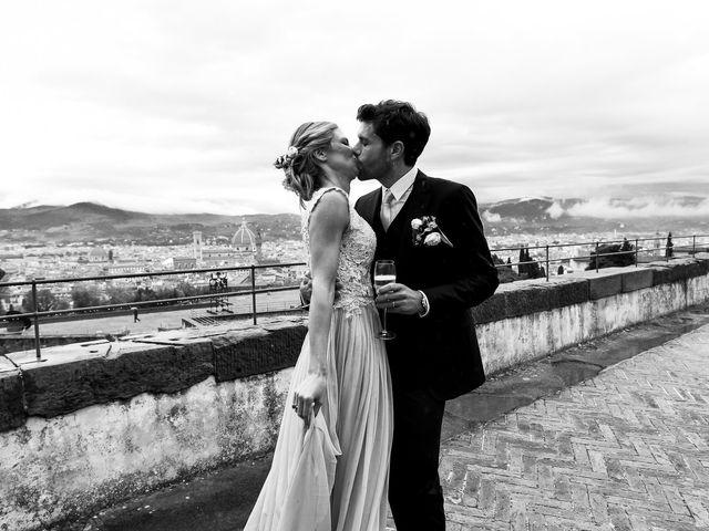Il matrimonio di Silvia e Giulio a Firenze, Firenze 18