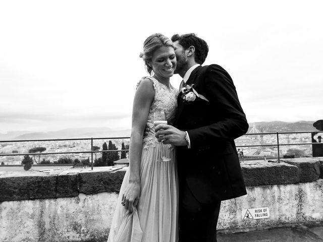 Il matrimonio di Silvia e Giulio a Firenze, Firenze 19