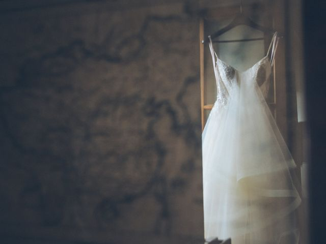 Il matrimonio di Jared e Helen a Lucca, Lucca 1