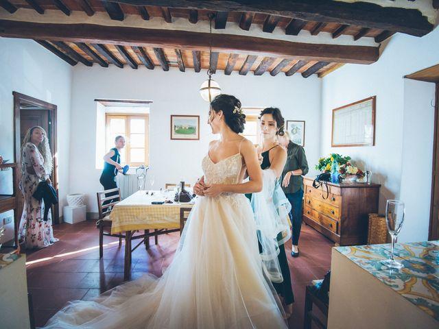 Il matrimonio di Jared e Helen a Lucca, Lucca 4