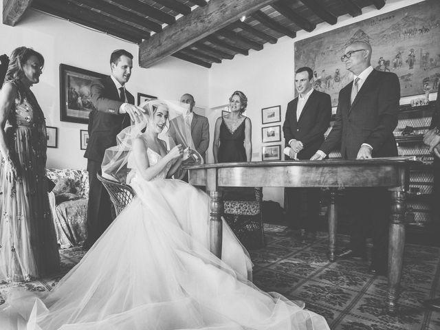 Il matrimonio di Jared e Helen a Lucca, Lucca 19