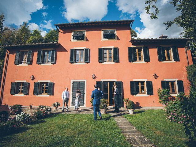 Il matrimonio di Jared e Helen a Lucca, Lucca 25