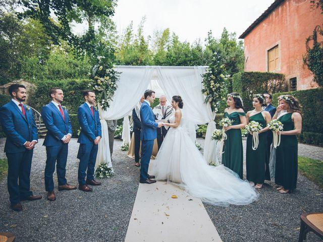 Il matrimonio di Jared e Helen a Lucca, Lucca 31