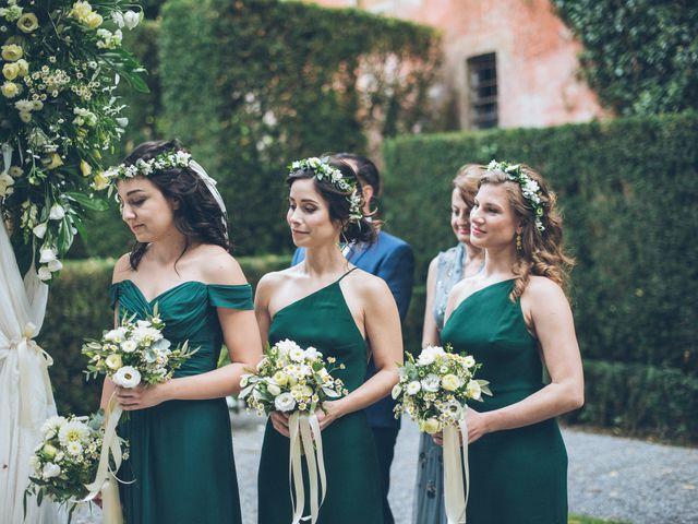 Il matrimonio di Jared e Helen a Lucca, Lucca 36