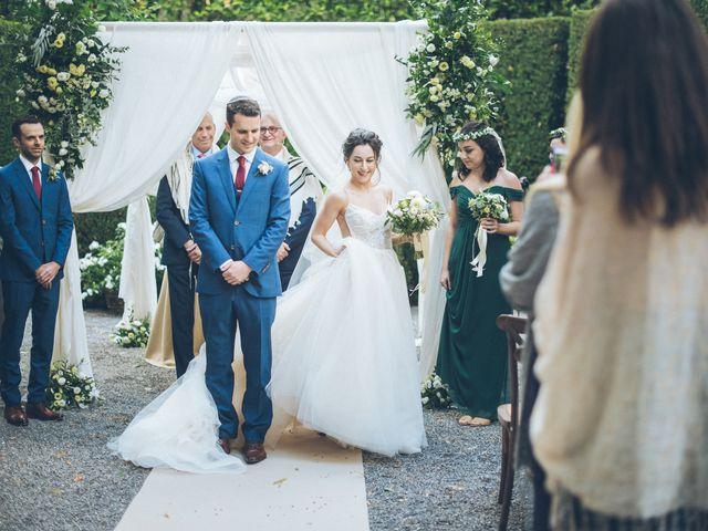 Il matrimonio di Jared e Helen a Lucca, Lucca 37