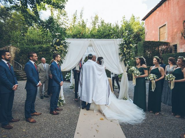 Il matrimonio di Jared e Helen a Lucca, Lucca 39