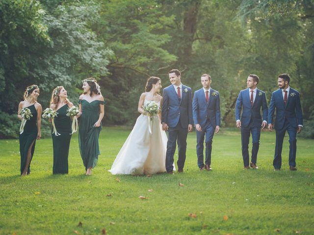 Il matrimonio di Jared e Helen a Lucca, Lucca 50