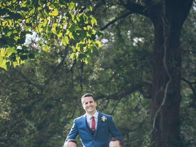 Il matrimonio di Jared e Helen a Lucca, Lucca 51