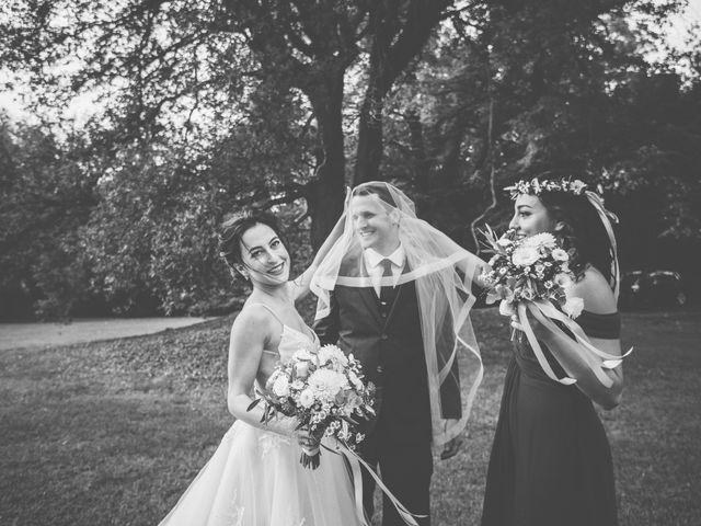 Il matrimonio di Jared e Helen a Lucca, Lucca 53