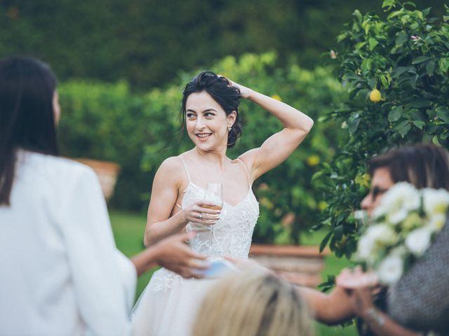 Il matrimonio di Jared e Helen a Lucca, Lucca 62